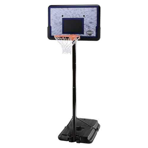 Lifetime 1221 Pro Court Height Adjustable Portable Basketball Hoop