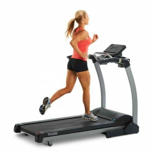 Lifespan TR1200i Folding Treadmill