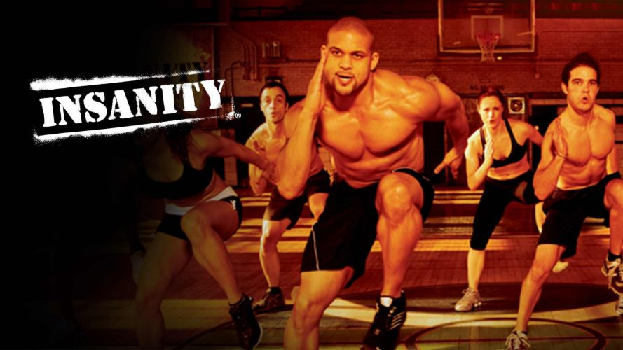 Insanity Home Workout