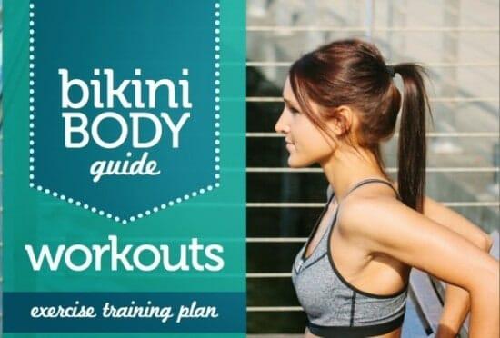 Sweat with Kayla – Bikini Body Guide