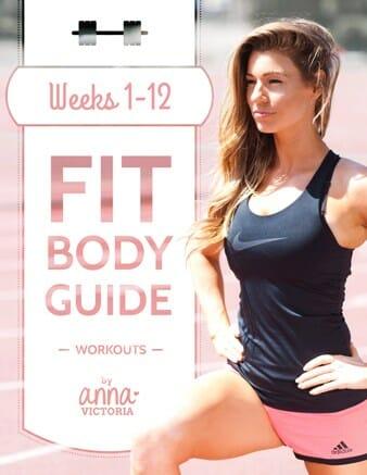 Fit Body Guides – Anna Victoria