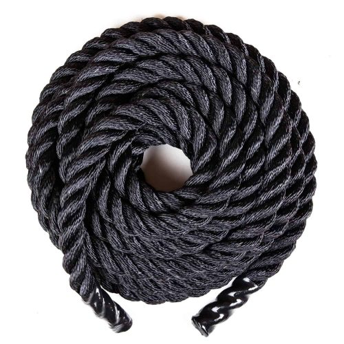 USA MADE BLACK PolyDac Training Ropes