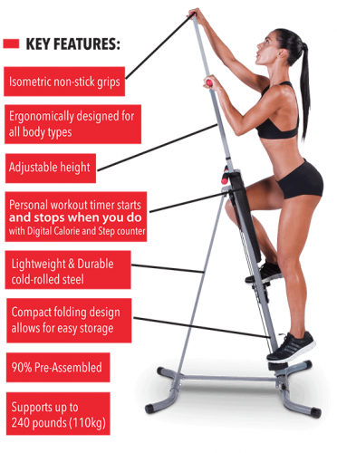 Benefits of Vertical Climbers