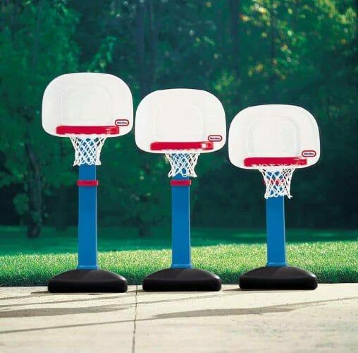 Little Tikes Basketball Hoop Design & Construction