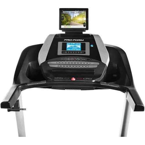 ProForm Treadmill Display