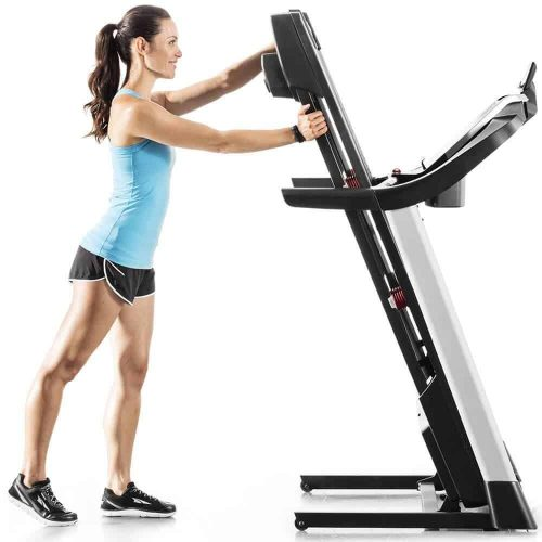 ProForm Treadmill Space Saving