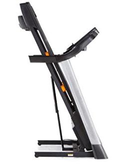 NordicTrack Treadmill Construction