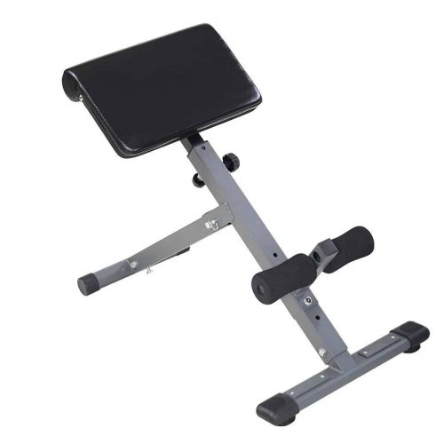 GoPlus Adjustable AB Back Bench