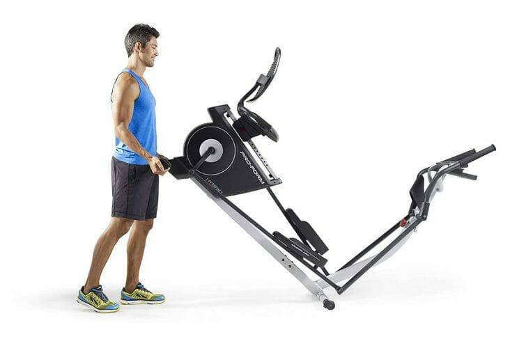 Proform Hybrid Trainer Wheels