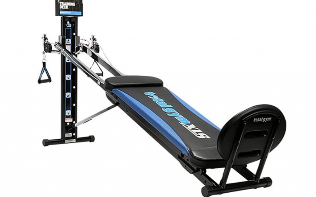 Total Gym XLS All in One Home Gym