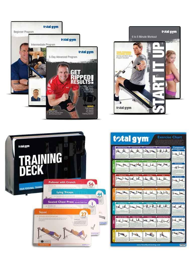 Total Gym XLS Workouts