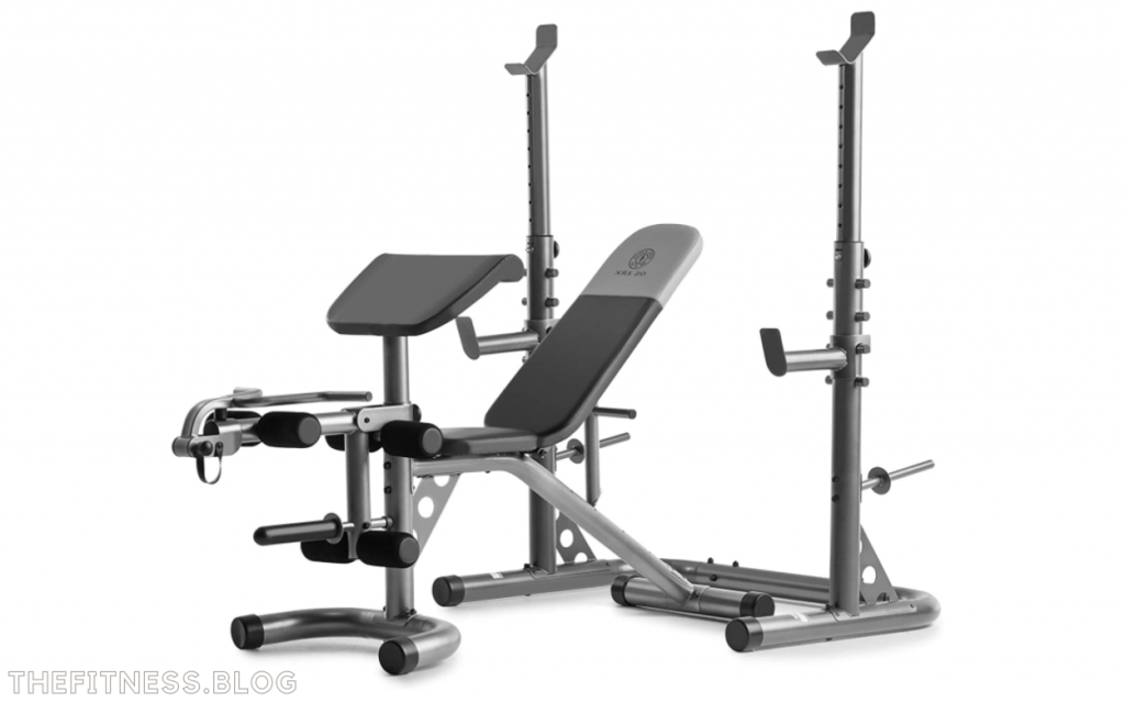 Gold's Gym XRS 20 Olympic Workout Bench Review