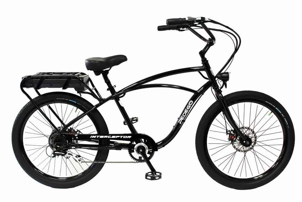 Pedego Interceptor Electric Bicycle