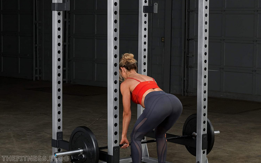 Body-Solid GPR378 Adjustable Pro Power Rack Review