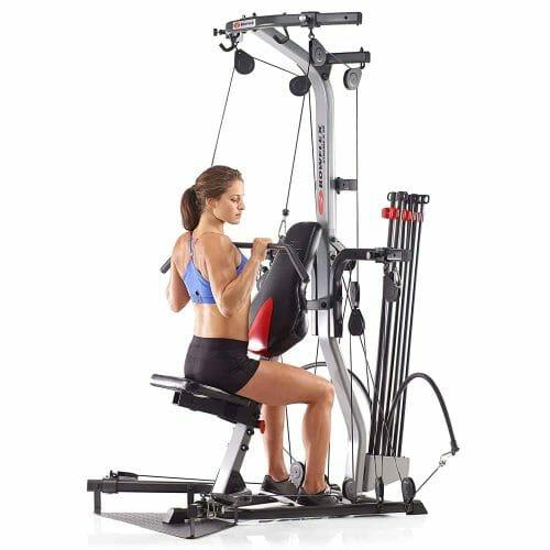 Bowflex Xtreme SE 2 Home Gym Exercises