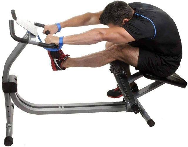 Nitrofit Limber Pro Leg and Back Stretch Station