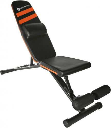 GYMENIST FOLDABLE WEIGHT BENCH