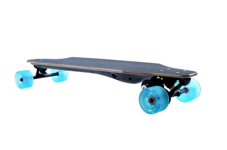 Luoov 1200w Longboard Electric Skateboard