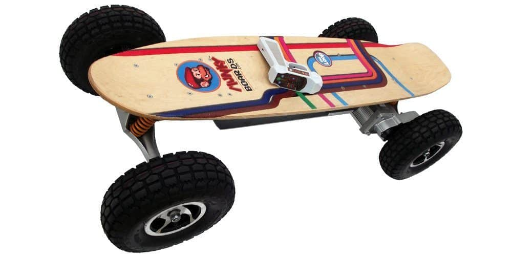 Munkyboards 900W Electric Skateboard