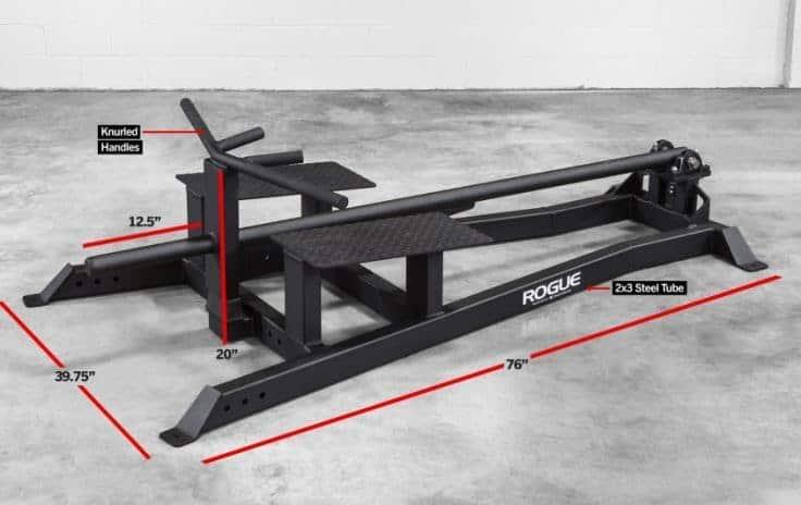 Rogue T Bar Row Machine