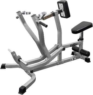 Valor Fitness T Bar Row Machine