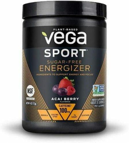 Vega Sport Sugar Free Vegan Pre-Workout