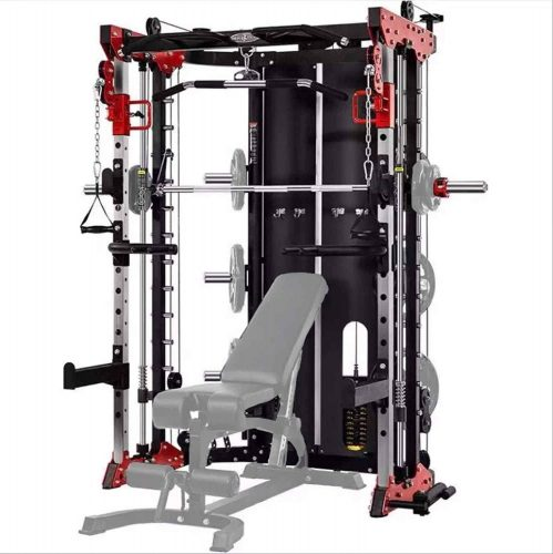 Commercial Home Gym - G12 Smith Machine