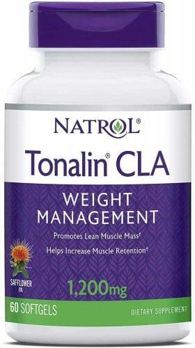 Natrol Tonalin CLA Softgels Supplement