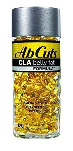 Revolution AB Cuts CLA Supplement Capsules
