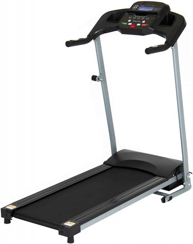 Best Choice Products 800W Folding Electric Motorized Treadmill