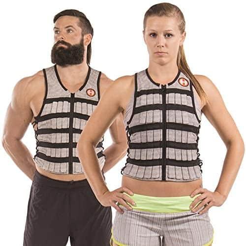 Hyperwear Hyper Vest PRO Unisex Adjustable Weighted Vest