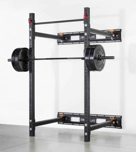 Rogue RML 3W Squat Rack