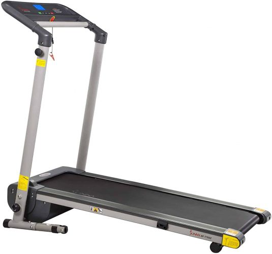 Sunny Health & Fitness SF-T7632 Motorized Electric Treadmill