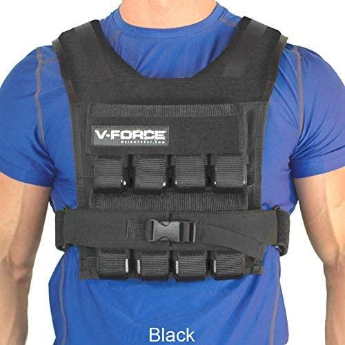V-Force 40 LB Weight Vest