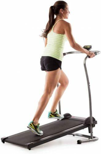 Weslo CardioStride 4.0 Manual Folding Treadmill
