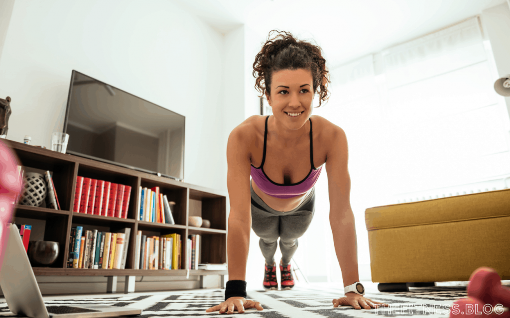 6 Great at Home Bodyweight Chest Exercises