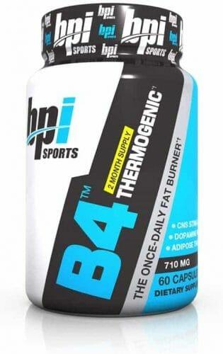 BPI Sports B4 Thermogenic