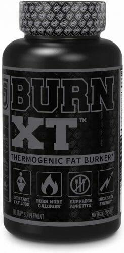 Burn XT Black Thermogenic Fat Burner