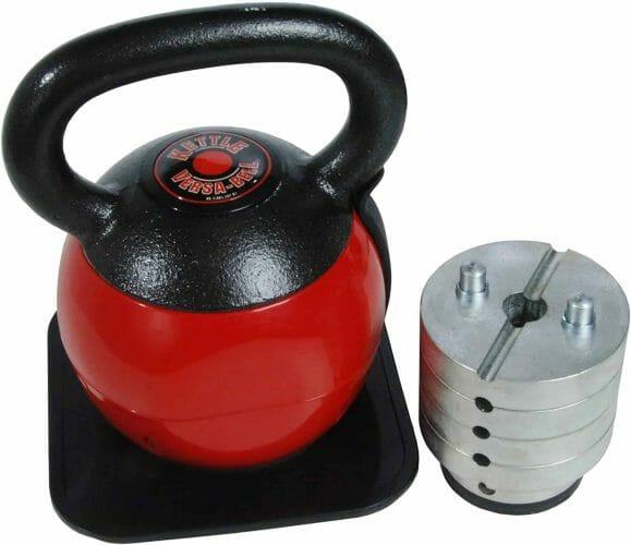 Stamina 36 Pound Adjustable Kettlebell