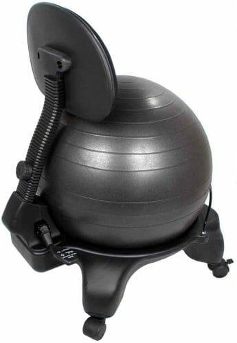 Sivan Adjustable Balance Ball Chair