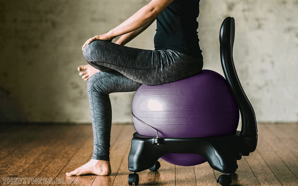 The Best Balance Ball Chairs