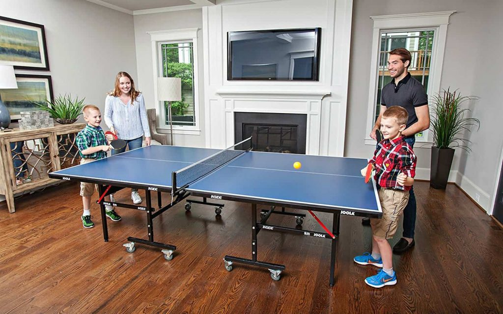 The Best Indoor and Outdoor Table Tennis (Ping Pong) Tables 2020