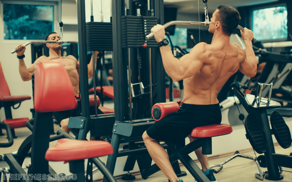 The Best Lat Pulldown Machines