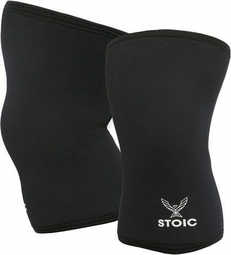 Stoic Powerlifting Knee Sleeves