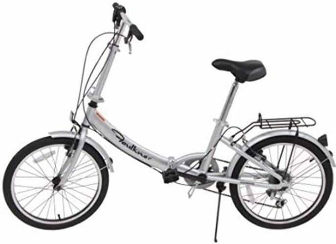 Faulkner  6 Speed Folding Bike