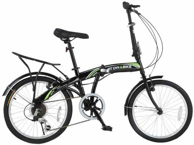 Stowabike Folding City Bike