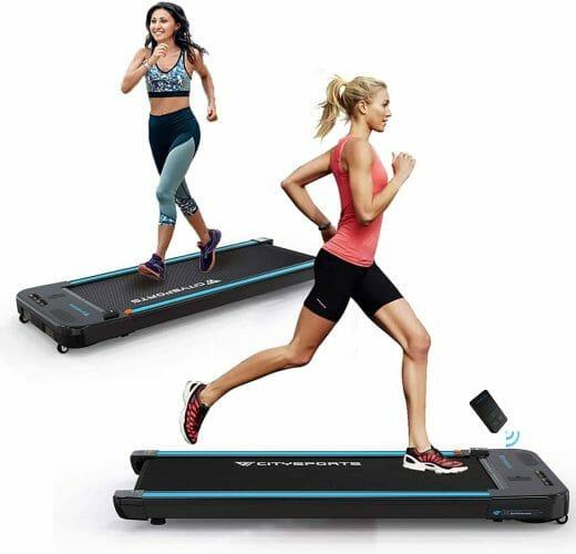 CitySport Walking Pad Treadmill