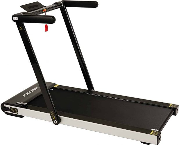 Sunny Health & Fitness ASUNA Premium Folding Treadmill