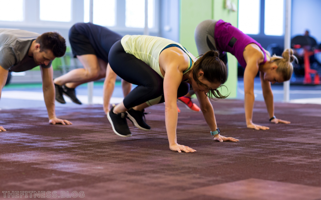 How Many Calories Do 100 Burpees Burn