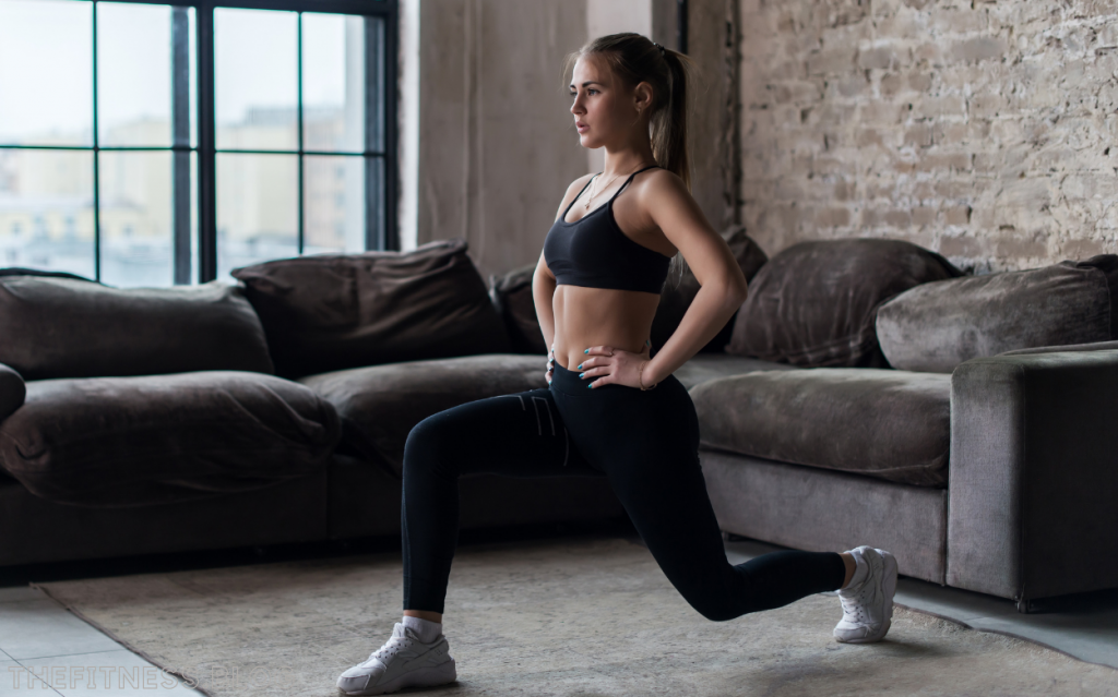 How Many Calories Do 100 Lunges Burn